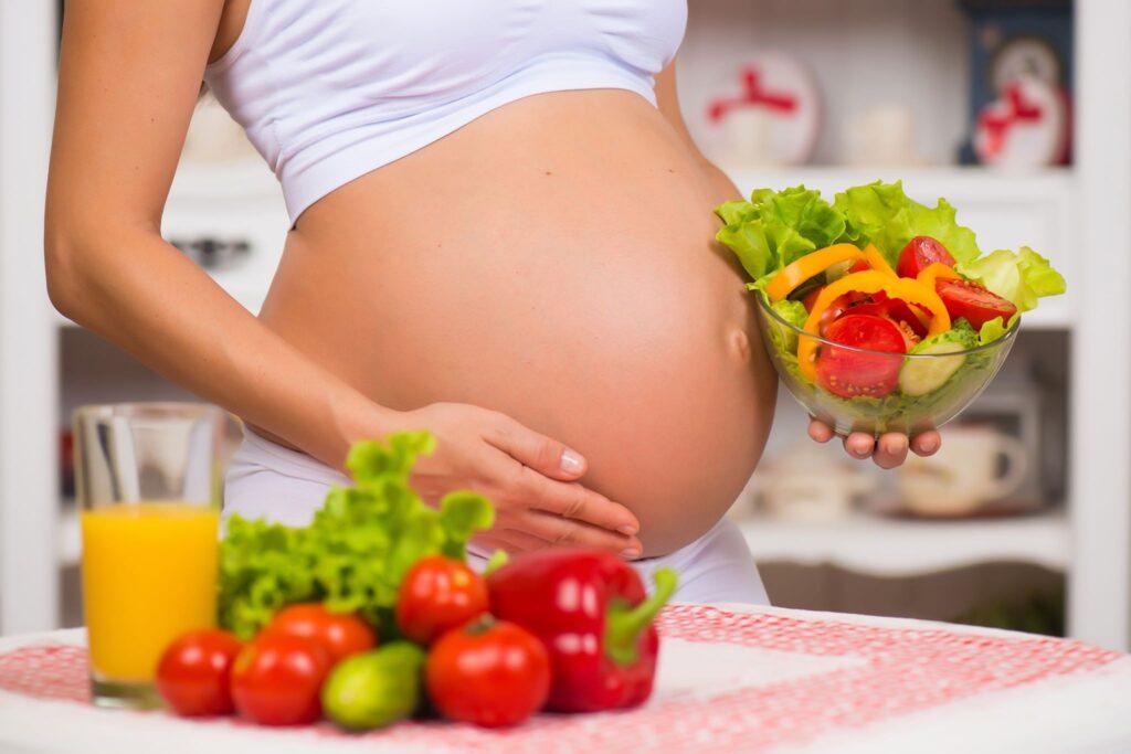 Gravidkvinde_kost