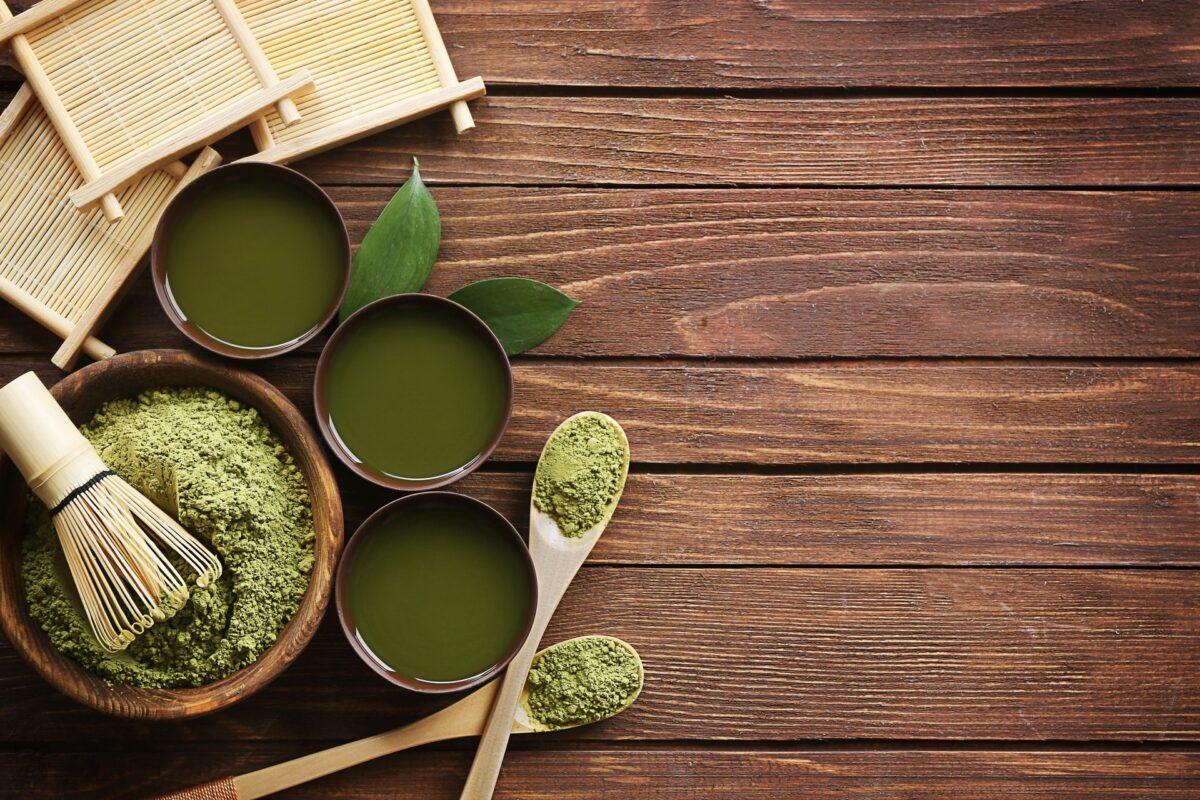 grøn te - altomhelse